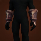 Battleborne Sentinel Gauntlets, Stormwake Handguards, Fists of the Legion, Ravencrest Bonecrush Gauntlets, Rumblestone Gauntlets, Serrated Mandible Grips, Blood-Spattered Gauntlets Model