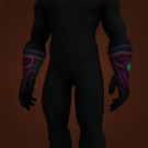 God-Grinding Grips, Vonica's Gauntlets, Mnemiopsis Gloves, Mnemiopsis Gloves, Mnemiopsis Gloves Model