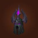 Deathspeaker Zealot's Helm Model