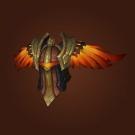 Faceguard of Winged Triumph, Headguard of Winged Triumph, Helmet of Winged Triumph Model
