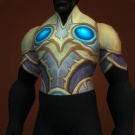 Vicious Gladiator's Scaled Chestpiece, Vicious Gladiator's Ornamented Chestguard Model