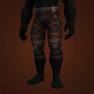 Mammoth Legwraps, Straw-Lined Leggings, Wolvar Legguards, Dark Frostscale Leggings, Dark Nerubian Leggings, Cormorant Leggings, Ulduar Legguards, Spiderlord Legguards, Spectral Legwraps, Stormhide Legguards Model