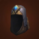 Savage Gladiator's Scaled Helm, Savage Gladiator's Ornamented Headcover Model