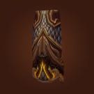 Thoracic Flame Kilt, Erupting Volcanic Kilt Model