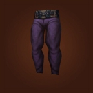 Grievous Gladiator's Satin Leggings, Grievous Gladiator's Mooncloth Leggings Model