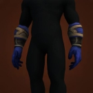 Nether-Rocket Gloves Model