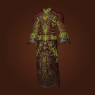 Zandalari Robes of the Final Rite, Robes of Mutagenic Blood Model