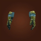 Gilded Gauntlets Model
