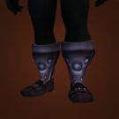 Abyssal Leather Boots Model