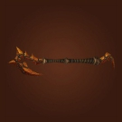Dissector's Staff of Mutation, Amber Scythe of Klaxxi'vess Model