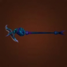 Medusoid Staff Model