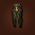 Heroes' Plagueheart Leggings Model