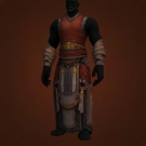 Wild Gladiator's Ironskin Tunic, Warmongering Gladiator's Ironskin Tunic Model