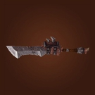 Wild Combatant's Greatsword Model