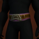 Bonecaster's Belt Model