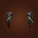 Crafted Dreadful Gladiator's Felweave Handguards Model