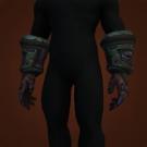 Bloodthirsty Gladiator's Dreadplate Gauntlets Model