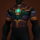 Cuirass of the Witch Doctor Model