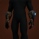 Shockstriker Gauntlets, Tar-Coated Gauntlets, Calixian Bladebreakers Model