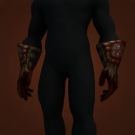 Grips of the Windswept Plains, Snowfall Reaver Gloves, Vileprey Gloves Model