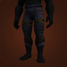 Nightsky Trousers, Opulent Leggings, Replica General's Dreadweave Pants Model