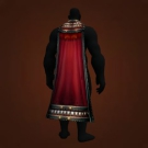 Ironhide Cloak, Ancient Bloodmoon Cloak, Dawnstrike's Cloak Model