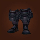 Deadly Gladiator's Greaves of Salvation Model