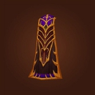 Tattered Cape of Antonidas Model