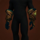 Heroes' Plagueheart Gloves Model