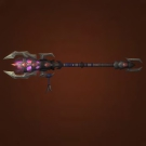 Cataclysmic Gladiator's Battle Staff Model