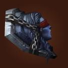 Vengeful Gladiator's Mooncloth Mantle, Vengeful Gladiator's Satin Mantle Model
