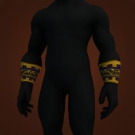 Orphic Bracers, Bindings of the Timewalker, Aldor Ceremonial Wraps, Ravager's Cuffs Model