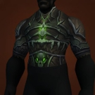Chestguard of Insidious Intent Model