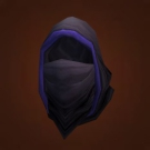 Darkguard Face Mask, Mask of Veiled Death Model