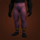 Runecloth Pants, Skyshroud Leggings, Replica Marshal's Dreadweave Leggings, Starfire Trousers Model