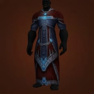 Vengeful Gladiator's Mooncloth Robe, Vengeful Gladiator's Satin Robe Model