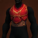 Flameheart Vest Model