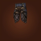Spirestrider Legguards, Legguards of Meditative Focus, Stormsteppe Leggings Model
