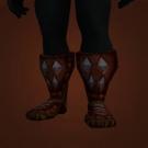 Marshwalker Boots, Reinforced Caribou-Hide Boots, Vileprey Boots, Subtle Boots of the Infiltrator Model