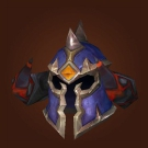 Helm of the Crypt Lord, Headguard of Inner Warmth, Helm of the Crypt Lord, Peacebreaker's Ringmail Helm Model