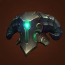 Helmet of Cyclopean Dread Model