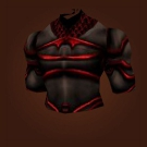 Replica Warlord's Lamellar Chestplate Model