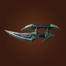 Steelspark Dagger, Irontree Dagger Model
