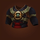 Thrice-Tanned Tunic, Leafmender Robes, Bloodfeather Chestwrap Model