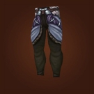 Trousers of Volatile Ice, Incendiary Leggings Model