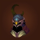 Crafted Dreadful Gladiator's Dragonhide Helm, Crafted Dreadful Gladiator's Kodohide Helm, Crafted Dreadful Gladiator's Wyrmhide Helm Model