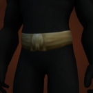 Thick Ravager Belt Model