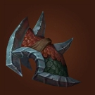Shoulderpads of Reconstruction, Bloodpetal Mantle, Spaulders of the Savage Beast, Bloodpetal Mantle Model