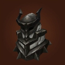 Primal Gladiator's Scaled Helm Model