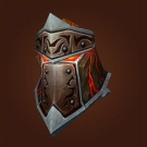 Helm of Blazing Glory Model